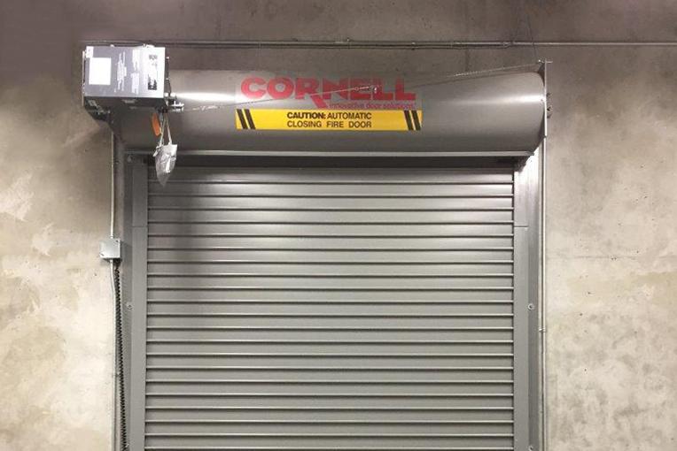 Cornell Rolling Steel Doors