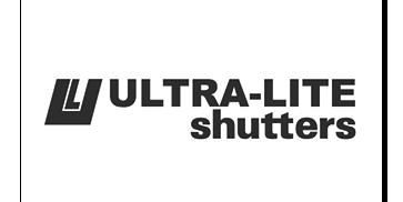ULTRA LITE SHUTTERS